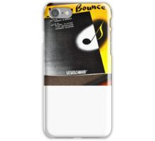 THE JERSEY BOUNCE iPhone Case/Skin
