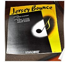 THE JERSEY BOUNCE Poster