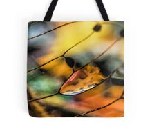 Plain Stain in a Natural Pane Tote Bag