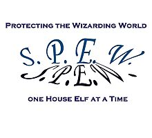 SPEW - Protecting the Wizarding World by jezebel521