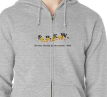 SPEW - Since 1994 Zipped Hoodie