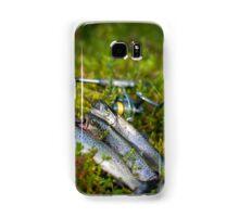 Three trout Samsung Galaxy Case/Skin
