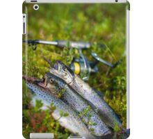 Three trout iPad Case/Skin