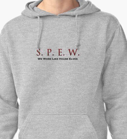 SPEW - Work like House Elves Pullover Hoodie