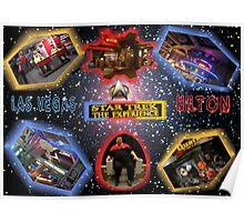 Star Trek The Experience..Las Vegas Poster