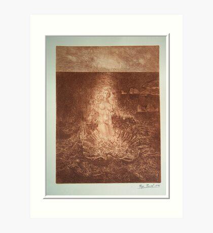"""""""Aphrodite metamorphosis"""" Art Print"""