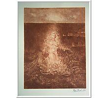 """Aphrodite metamorphosis"" Photographic Print"