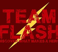 Team Flash v2 by GreenGamer