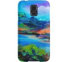 Along Colorado River - Utah Samsung Galaxy Case/Skin