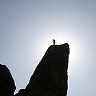 Rock Climber 4 by Kat Meezan