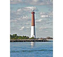 Barnegat Lighthouse - Barnegat NJ Photographic Print