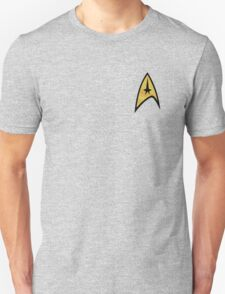 Star Trek Command - TOS Unisex T-Shirt