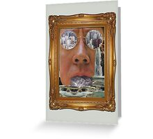 PORTRAIT. Greeting Card