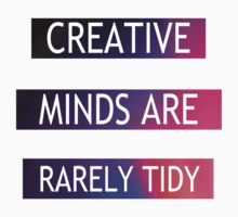 Creative Minds by PatiDesigns