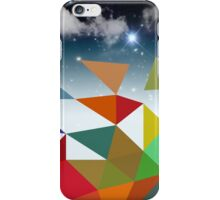 low poly  iPhone Case/Skin
