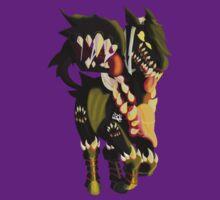Famine Horse by NdeLange