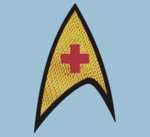 Star Trek Medical - TOS Kids Tee