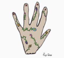 Hand~Vine by AzukiDashi