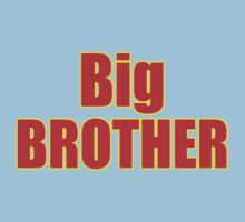 Big Brother Kids Clothing - T-Shirt Kids Tee