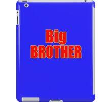 Big Brother Kids Clothing - T-Shirt iPad Case/Skin
