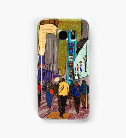 City Walkers Samsung Galaxy Case/Skin