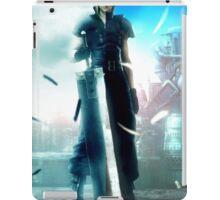 Final fantasy VII- Zack and Cloud iPad Case/Skin