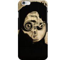 focussing iPhone Case/Skin