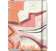 Sketchbook lil.Jak, 76-77 iPad Case/Skin