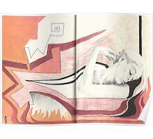 Sketchbook lil.Jak, 76-77 Poster
