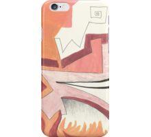 Sketchbook lil.Jak, 76-77 iPhone Case/Skin