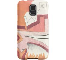 Sketchbook lil.Jak, 76-77 Samsung Galaxy Case/Skin