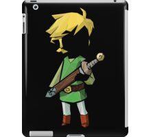 Link, the Legend of Zelda T-shirt iPad Case/Skin