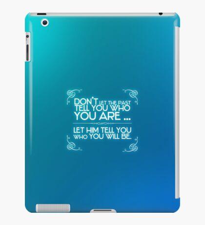 No dejes iPad Case/Skin