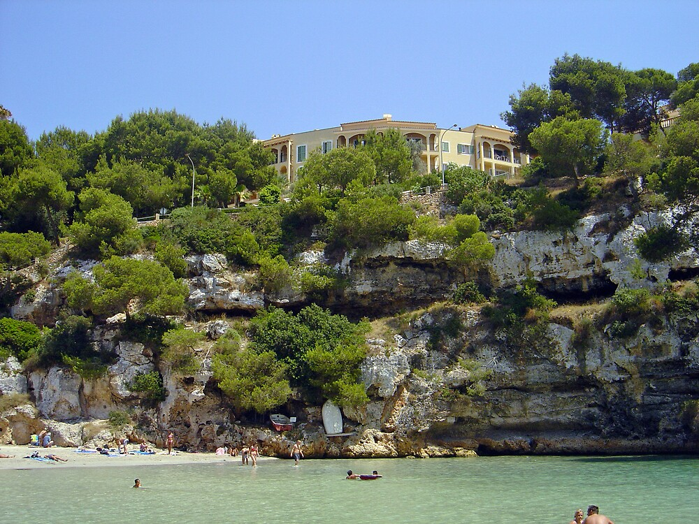 Cala PI Mallorca by willJohnson