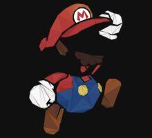 Mario T-shirt by salodelyma