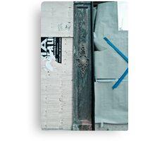 Changing Neighborhood Canvas Print