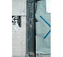 Changing Neighborhood Photographic Print