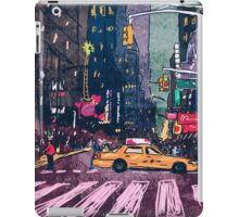 Hey Taxi iPad Case/Skin