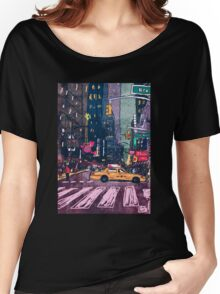 Hey Taxi Women's Relaxed Fit T-Shirt