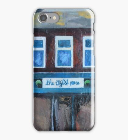 Hull, The English Muse iPhone Case/Skin