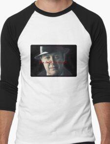 Raymond 'Red' Reddington - You talk too much Print T-Shirt