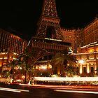 Paris in Vegas by Bardiebar