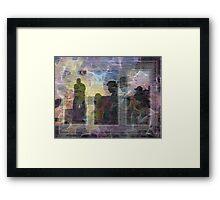 Seasons In The |Sun Framed Print