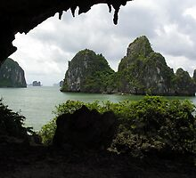 Ha Long Bay - Viet Nam by Jordan Miscamble