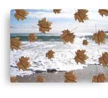 fall/winter Canvas Print