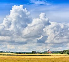 Norfolk Big Sky by Graham Prentice