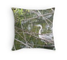That Was Funny Throw Pillow