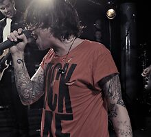 Kellin Quinn - Sleeping With Sirens by MiLawless