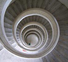 Staircase Spiral by Scott Van Leeuwen