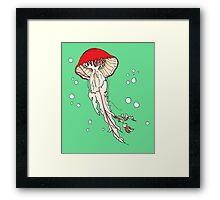 Sea Shrooms  Framed Print